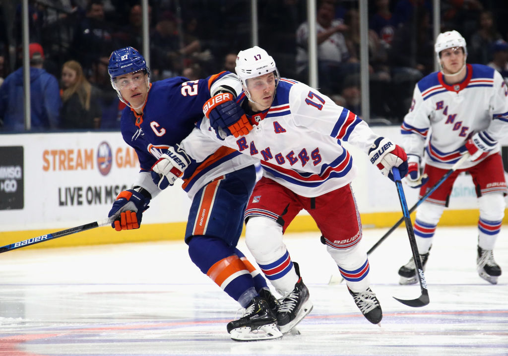 Rangers, Islanders Getting Ready For Unique Playoff Experience