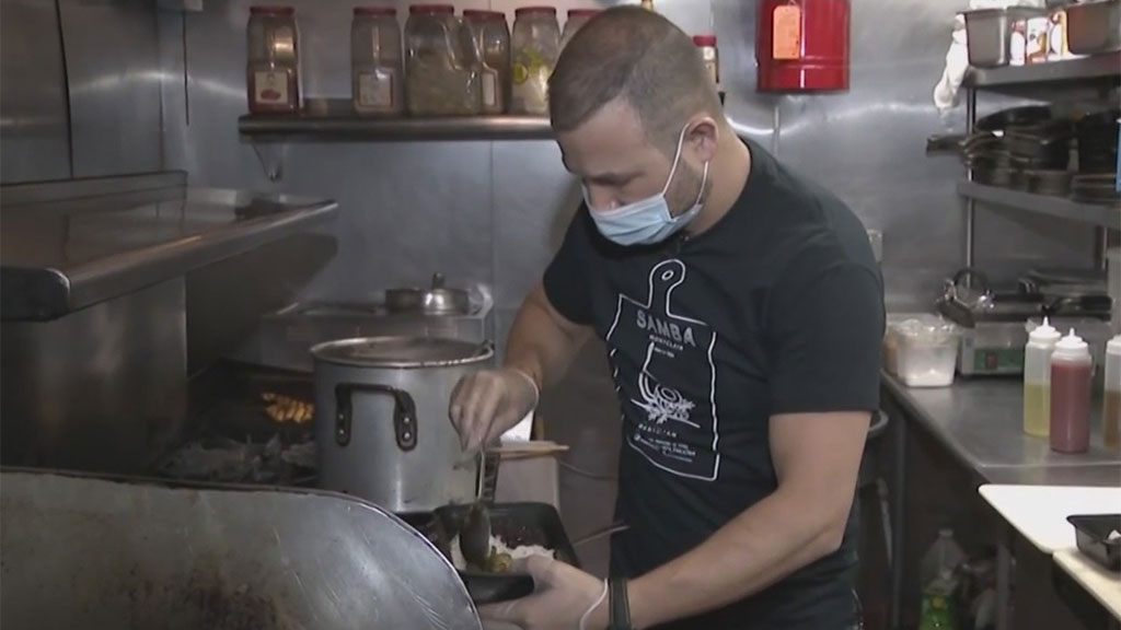 'I'm Losing My House To Coronavirus': Samba Montclair Owner Ilson Gonclaves Provides Meals For Hungry Despite Financial Struggles