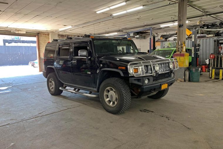 2005 Hummer H2 on NewYorKars.com
