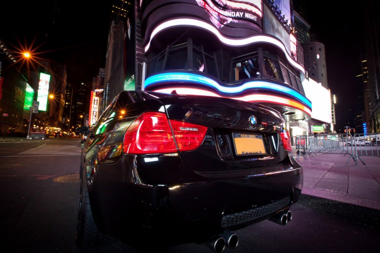 2011 E90 BMW M3 on NewYorKars