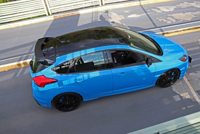 2018 Ford Focus RS featured on NewYorKars
