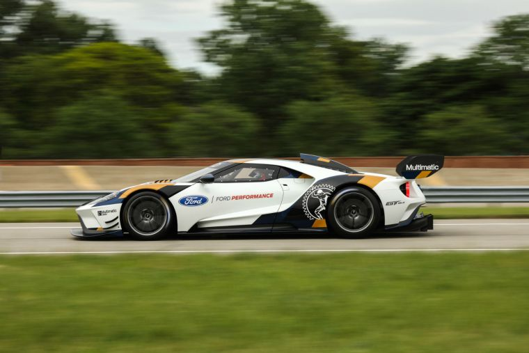 Ford GT Mk II debuts at Goodwood Festival of Speed