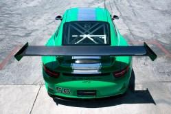 Oloi founder Thomas Lee's 2014 Porsche 911 GT3 as modified by Savvy
