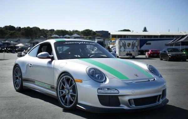 Oloi's 2012 Porsche 911 Carrera 4 GTS