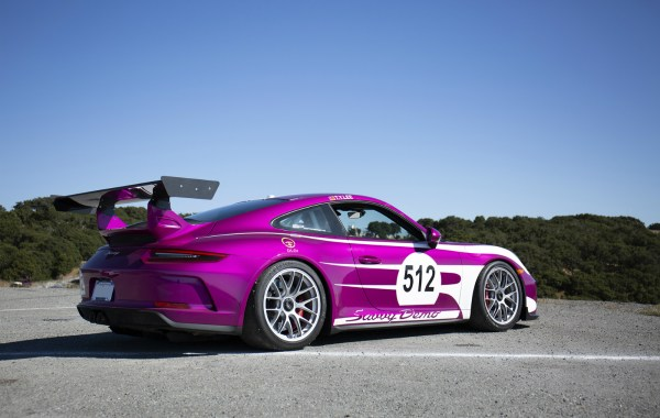 Oloi's 2018 Porsche 911 GT3 featured on NewYorKars