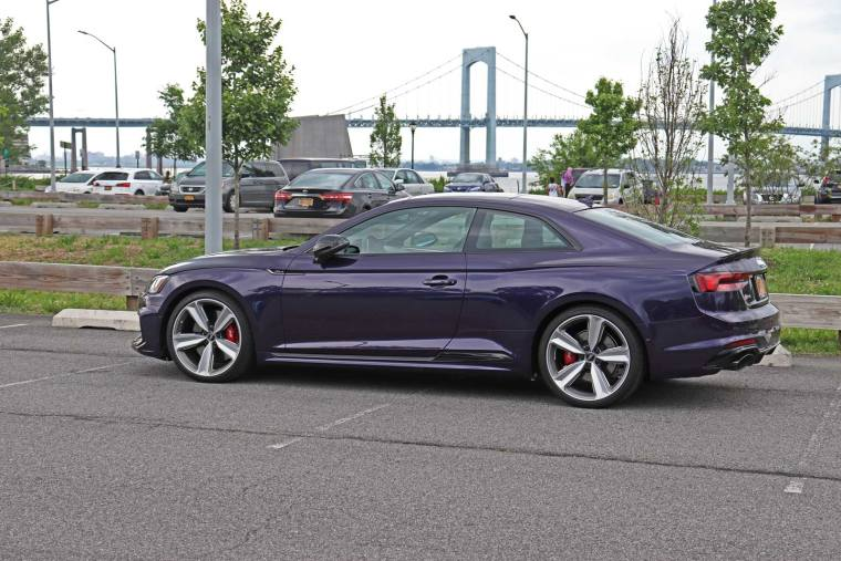 2019 Audi RS 5 Coupe as featured on NewYorKars.com