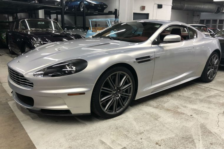 2009 Aston Martin DBS at Autosport Designs
