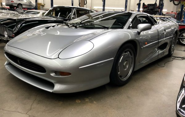 1994 Jaguar XJ220 at Autosport Designs
