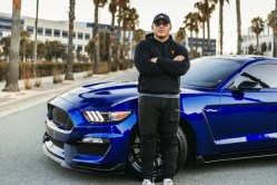 Oloi & NewYorKars: 2016 Ford Mustang Shelby GT350