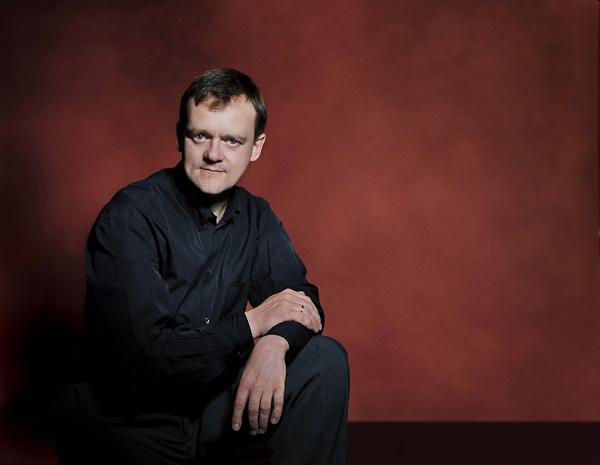 Frank Peter Zimmermann. Photo Franz Hamm.