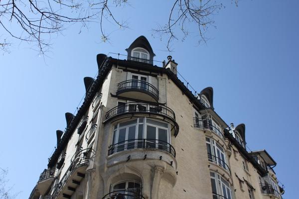 Immeuble Jassedé (1903-05). Photo © 2012 Alan Miller.
