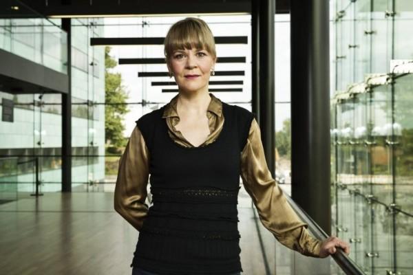 Susanna Mälkki. Photo Roni Rekomaa.