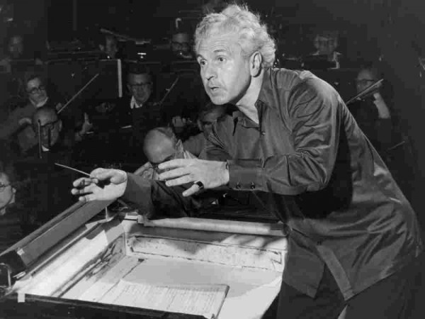 Julius Rudel (Vienna 1921 - New York 2014)