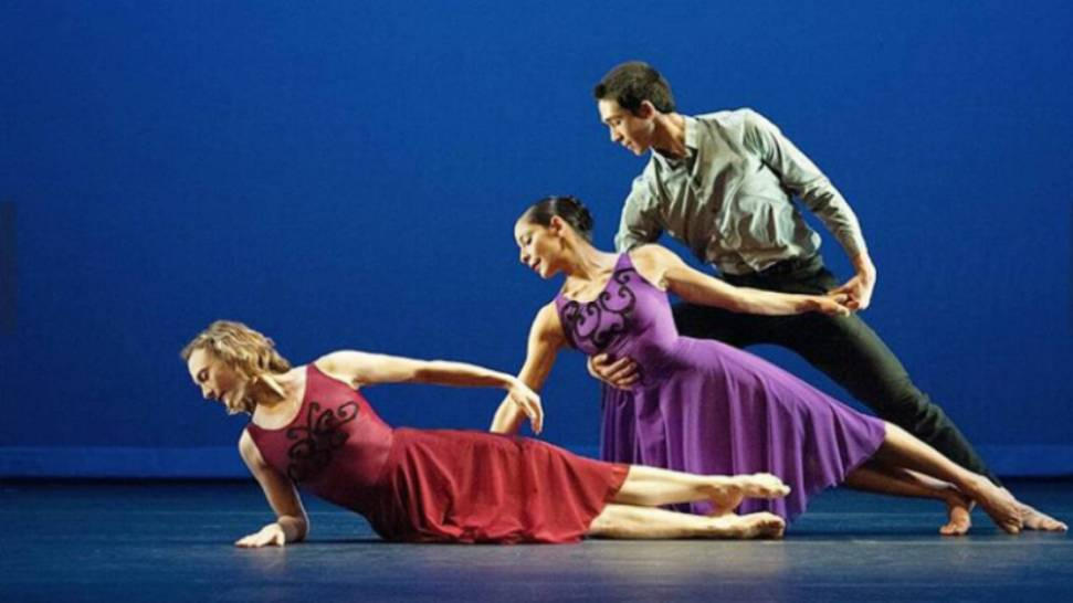 The José Limón Dance Company in Concerto Grosso