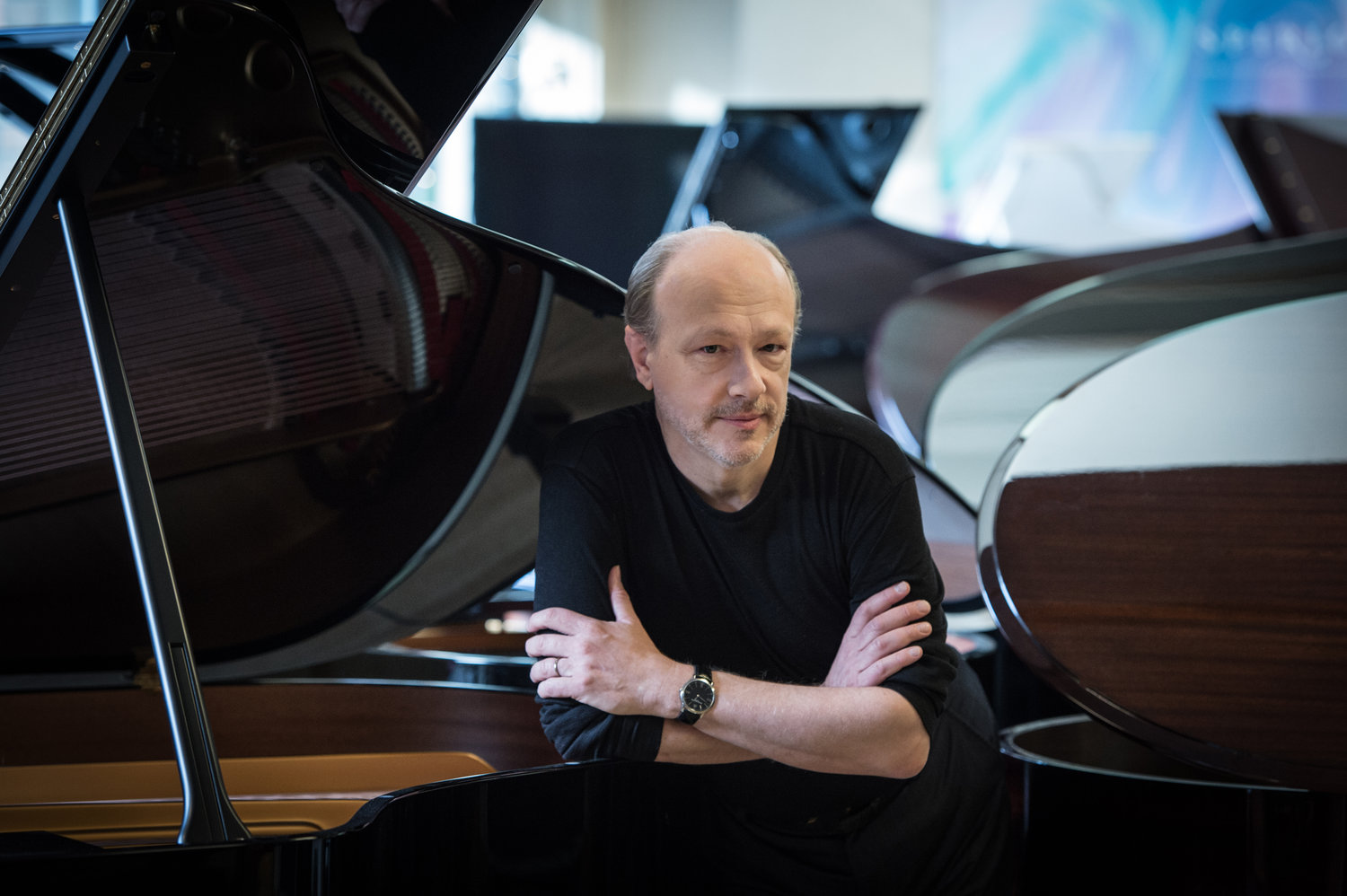 An Autumn of Pianists in New York