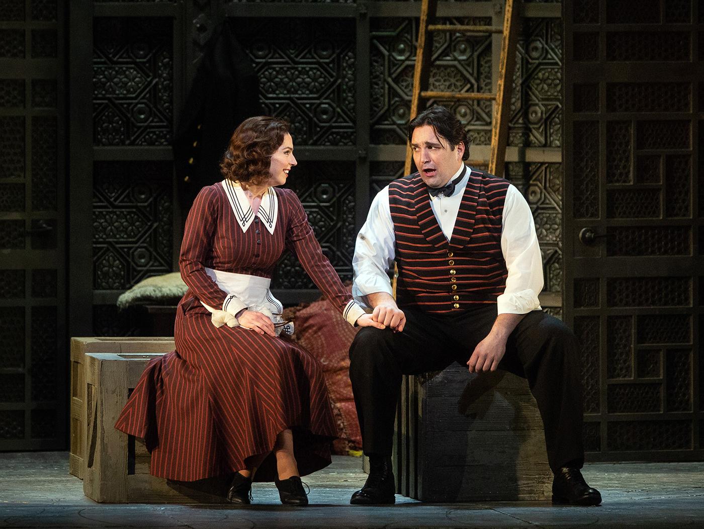 Le Nozze Di Figaro at the Met