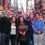 Haunted Theatres Broadway Walking Tour (Times Square)