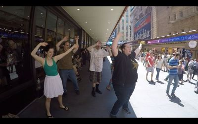 Dance Time Warp with NYBroadwayTours