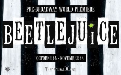 It's Showtime DC | BeetleJuice The Musical