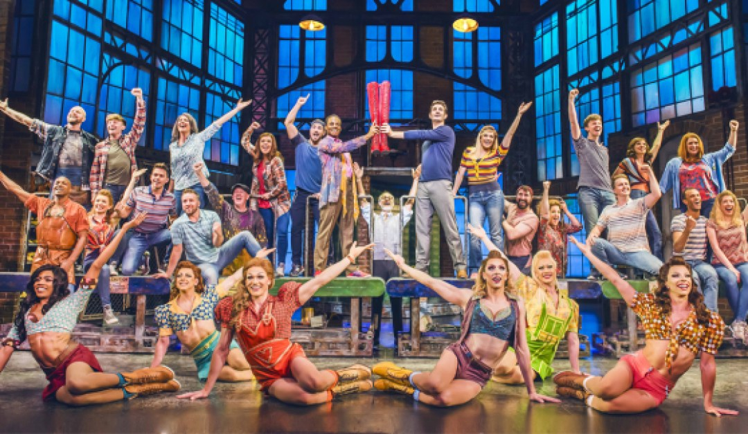 Kinky Boots announces West End closing date