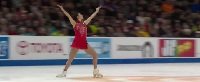 Broadway on Ice: Watch Team USA Skate to Showtunes Gold!