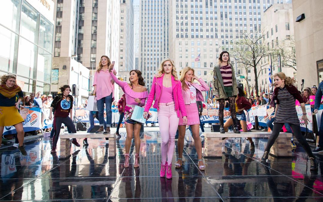 See the cast of Broadway's 'Mean Girls' perform live on TODAY - New
