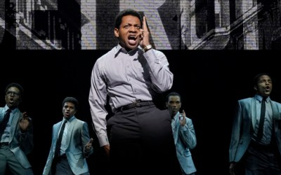 Temptations Musical Ain't Too Proud to Play Pre-Broadway Run in D.C.
