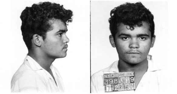 mugshot #2 of unknown defendant in Michael Farmer murder 1957