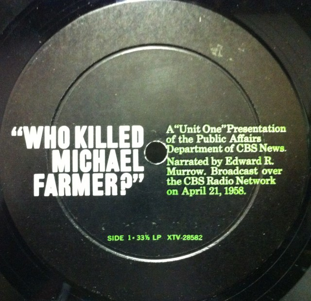 who killed Michael Farmer