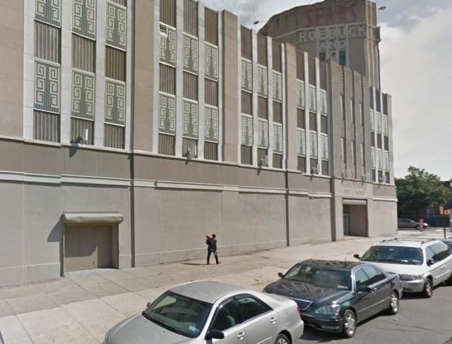 Sears Roebuck Flatbush Brooklyn