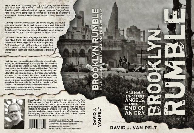 Brooklyn Rumble Book Cover