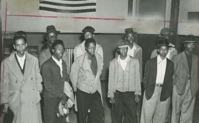 Socialistic Gents & Saints Gangs Arrest 1949
