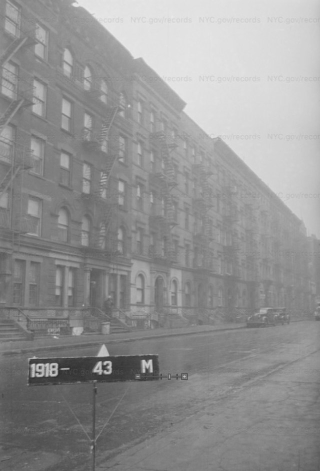 Robert's Home in Manhattan 112 West 134th Street