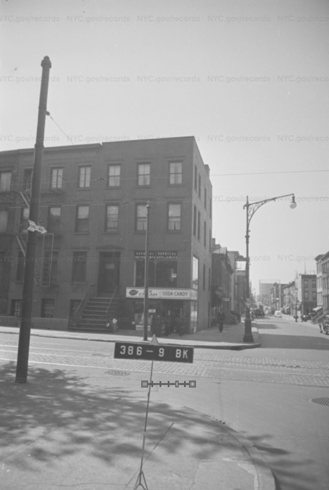 140 Bergen Street Circa 1939-1941