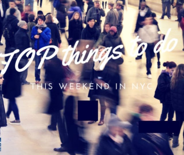 Top Things To Do In Nyc Photo