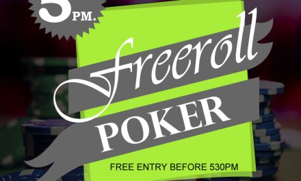 Poker Action: September 3rd, 2015, Thursday