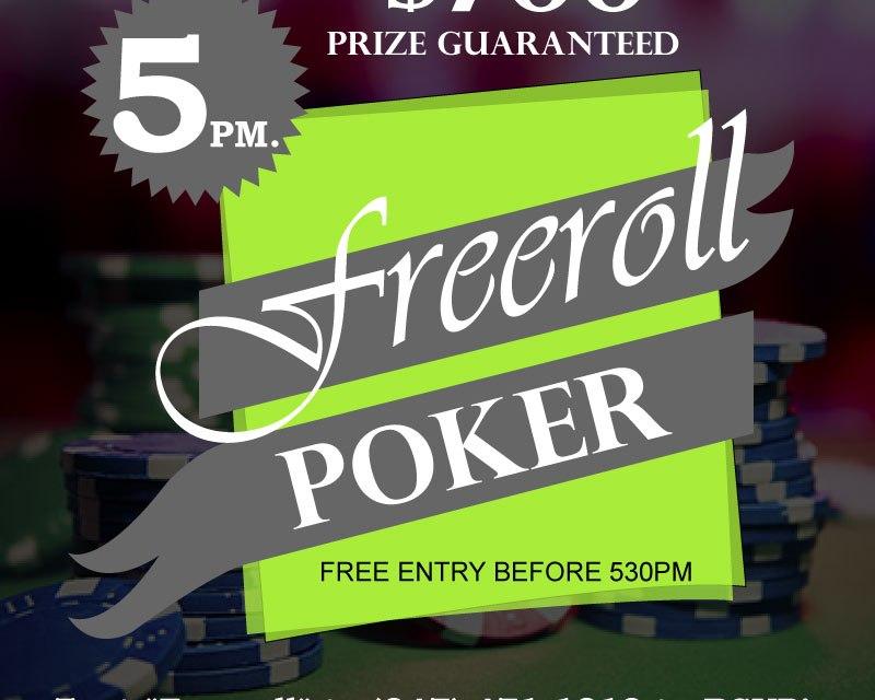 Poker Action: September 3rd, 2015, Thursday