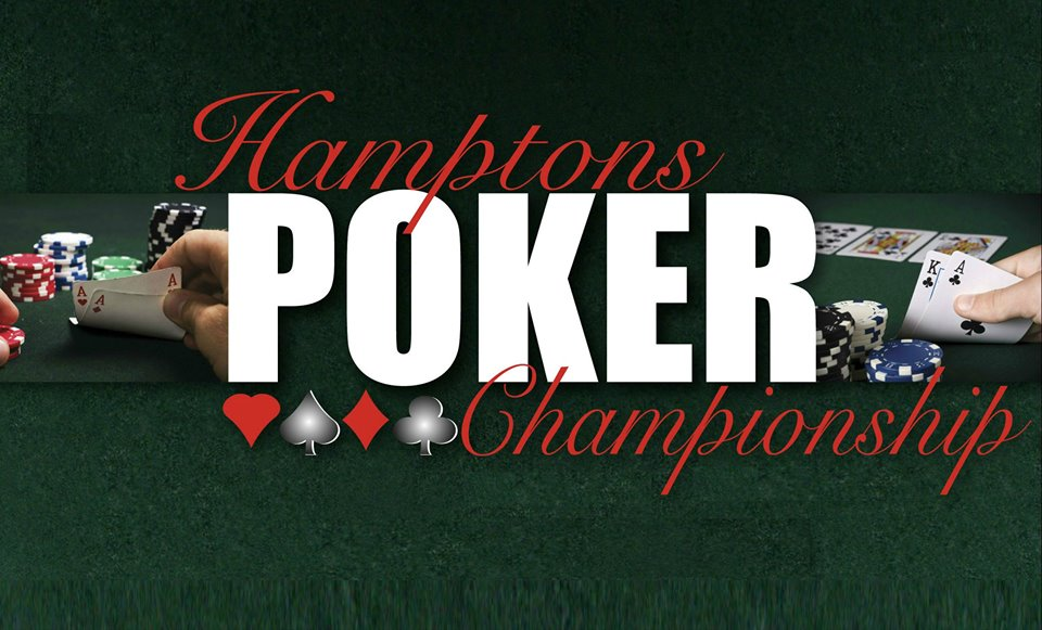 3rd annual Hamptons Charity Poker Tournament