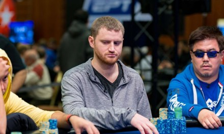 David Peters Leads at Final European Poker Tour Event in Prague
