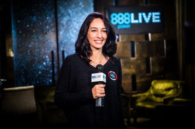 Kara Scott Gets Excited for 888live Poker Festival at King's Casino Rozvadov