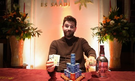 Arron Fletcher Wins 2017 WSOP International Circuit Marrakech Main Event