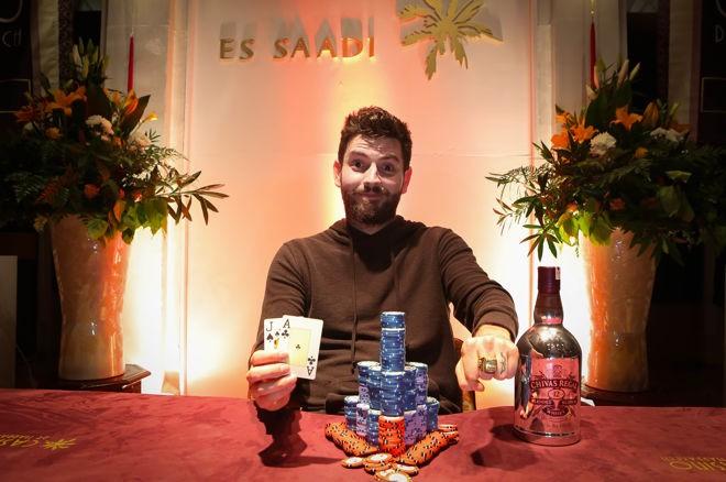 Arron Fletcher Wins 2017 WSOP International Circuit Marrakech Main Event