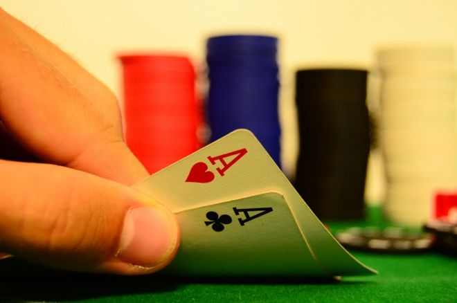 How to Play Pocket Aces Multi-Way on a Scary Board