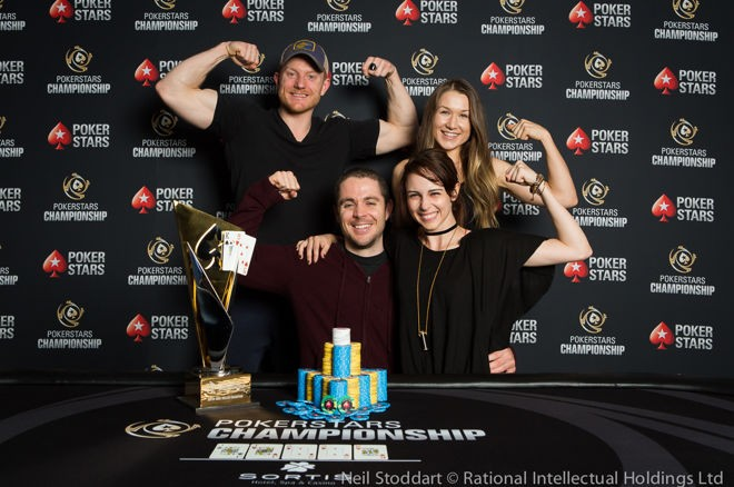 Ben Tollerene Wins PokerStars Championship Panama Super High Roller