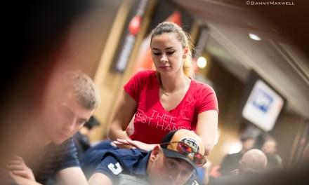 Behind the Scenes with Poker Masseuse Dana Perianu
