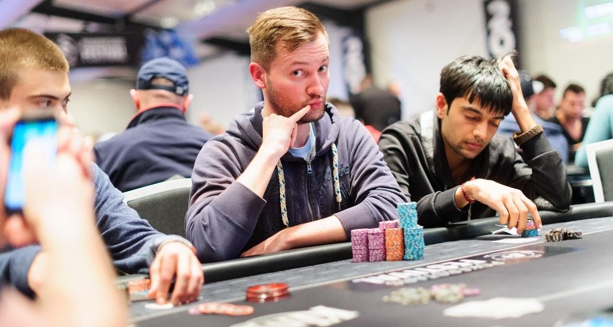 Mrakes Tops Massive Day 1b €1,100 PokerStars Festival Main Event Rozvadov