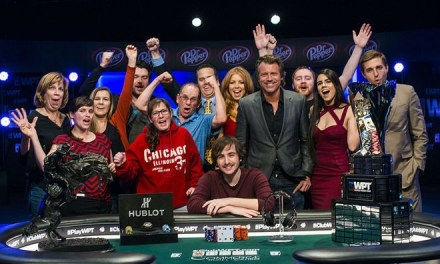 Daniel Strelitz Wins First Major Title at WPT L.A. Poker Classic