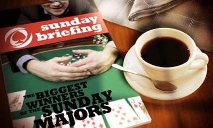 Three Brits on Sunday Million Final Table