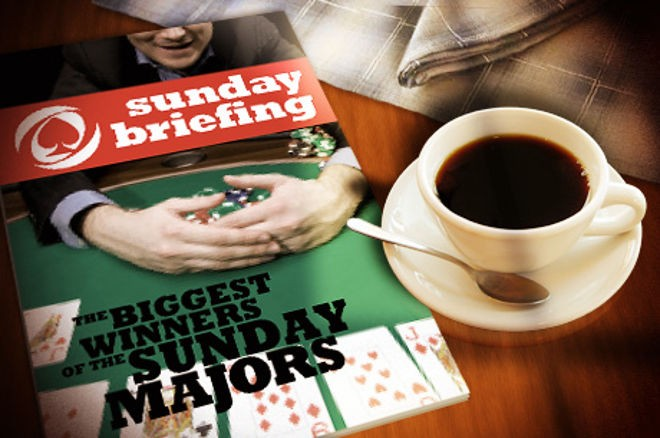 Three Brits on Sunday Million Final Table