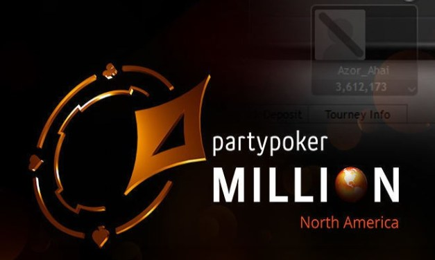 Joao 'Azor_Ahai' Neves Jr Leads partypoker MILLION North America After Online Day 1a